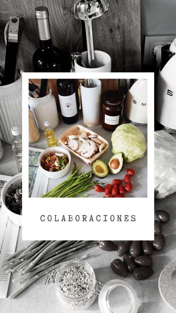COLABORACIONES CON MARCAS EN REDES, WEB E INSTAGRAM - COOK AND TRAVEL SPAIN
