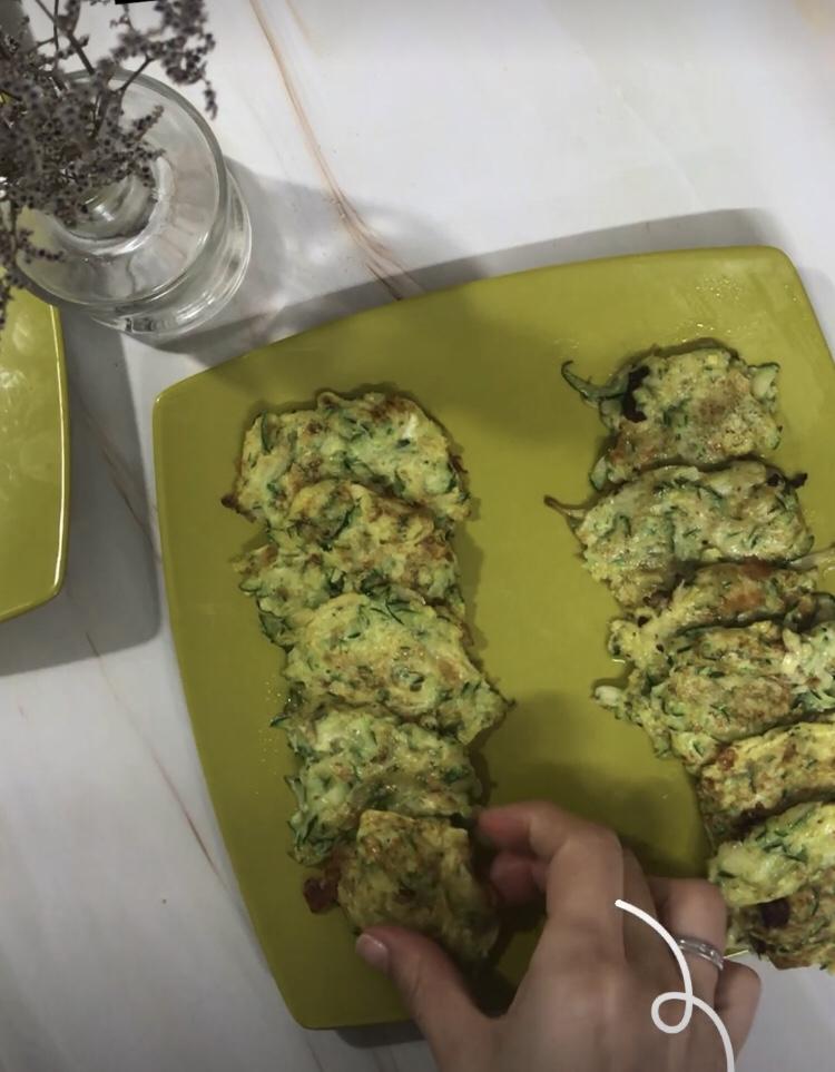 Tortitas de calacacin y queso - cookandtravelspain