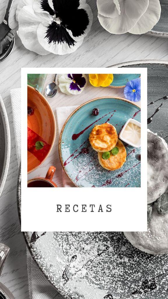 RECETAS SALUDABLES - COOK AND TRAVEL SPAIN