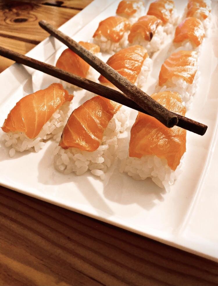 Cómo hacer sushi casero - receta de sushi
