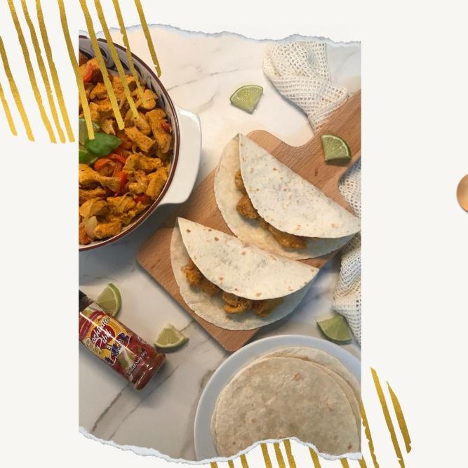 Si os gusta la comida mexicana,no os podéis perder esta RECETA  ORIGINAL FÁCIL Y SENCILLA DE COMO HACER FAJITAS DE POLLO Y VERDURAS PASO A PASO.