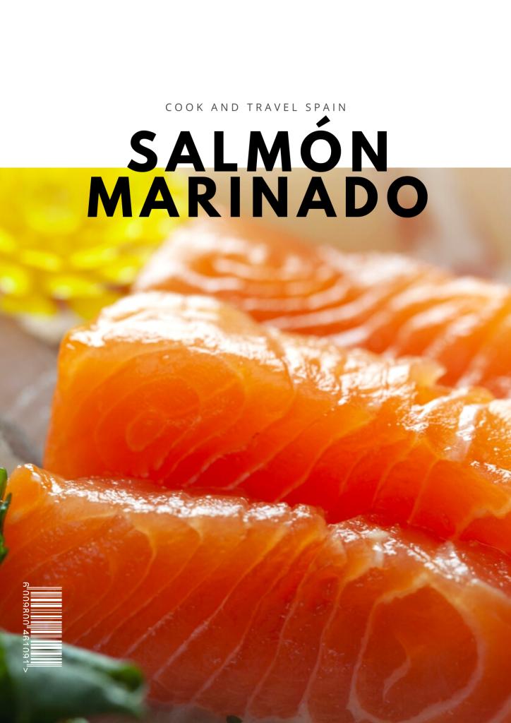 SALMÓN MARINADO Cómo hacer salmón marinado en casa  Y si os gusta, el salmón tanto como a nosotros, esta receta os va a encantar. Además de un entrante original y sencillo es una receta saludable para cenar fácil , perfecta para vuestros invitados. Así que hoy os dejamos una receta saludable fácil de preparar que está increíblemente buena!  Hacer salmón marinado en casa es sencillísimo y no hace falta saber cocinar. Podéis ver el paso a paso en nuestro instagram. O en la videoreceta que os dejamos en el post!